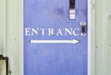 Open the Door / by Tosha Terpilowski