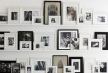 Home | Pictures on the Walls / by Tosha Terpilowski