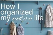 Organization / by Kayla Dillon
