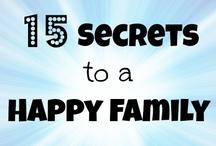 Strengthening our family ♥