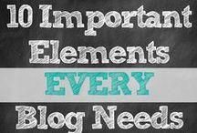Blogging / by Jackie Densford