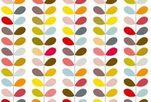 Beautiful patterns and prints / by Wilma Schuurman