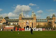 I ❤️ Amsterdam! / by Wilma Schuurman
