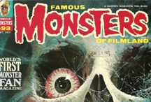 """Famous Monsters of Filmland"" Magazine"