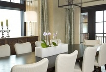 Dining Rooms / by Kim Heckman