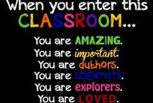 classroom ideas / by Jackie Densford