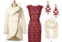 Holiday Looks / Get ready to rock your best outfit at your upcoming holiday party!