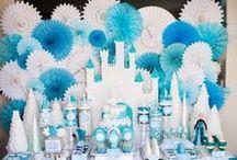 Frozen! / by Erica Gordon