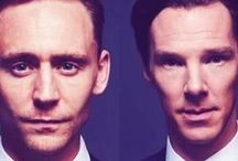 Sherlock/Loki/Four / all things Sherlock, Loki, and Four related / by Melissa Houghton