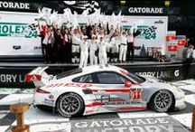 Porsche Takes 76th Class Win In Daytona / Porsche has taken off into the 2014 racing season with a victory at the prestigious 24 Hours of Daytona. Factory pilots Richard Lietz, Nick Tandy and Patrick Pilet won the highly-competitive GTLM class of the sports car classic with their Porsche 911 RSR run by the Porsche North America factory squad. With the 76th class win and the 40th for the Porsche 911, Porsche adds to its record as the most successful manufacturer in the history of this race.