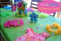 Lilo & Stitch Luau