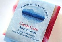Winnipesaukee Soap Company Pin To Win / Pin to Win Artisan Crafted Soaps, Salts and Lotion handmade in Wolfeboro, New Hampshire USA #winnipesaukee soap #all natural #stocking stuffer #pin to win