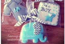 Baby Showers / Baby Shower Favors DIY