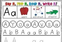 Mommy School: Language Arts / by Tiffany Glemser