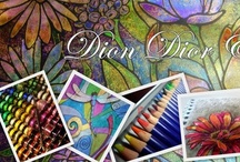 """Dion Dior & More / My art from my blog """"Dion Dior & More"""" http://www.diondior.com"""