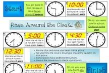 Measurement - Telling Time