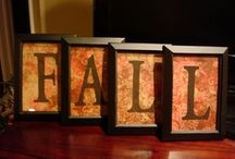 Falling For Autumn :) / by Kristen Janci