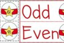 Even/Odd Numbers