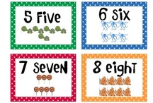 Number/Counting Cards
