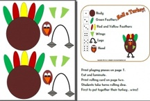 Holiday Math - Thanksgiving