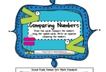 Comparing Numbers (>,<,=)