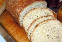 Primal/Paleo-Breads & Buns (see all my Primal/Paleo boards!) / See my other Primal/Paleo boards for beef, chicken, condiments, eggs, ethnic inspired, fish & seafood, lamb, lunches, pork, salads, sides, sausage & bacon, soups, stews, starters, and sweets / by Susan Lawrence