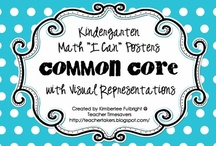 Common Core Math / by Tricia Stohr-Hunt