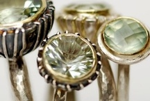 Jewelry Inspiration-Rings / by Sascha Frowine