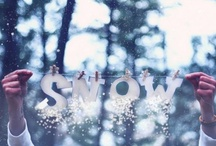 snow / by Caroline Nichols
