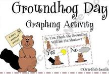 Holiday Math - Groundhog/Presidents Day