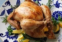 Chicken.  / by Samantha Schmidt