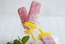 Pop-pop-Popsicles!!! / Popsicles - summer treats, dairy-free ice pops, paletas, and naturally sweetened frozen treats!
