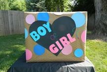 Gender Reveal Party / Gender Reveal Party