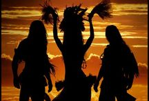 tahitian dance and hula costumes and inspiration / by april hebron