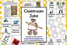 Classroom Economy/Student Jobs / by Tricia Stohr-Hunt