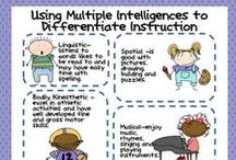 Differentiation / by Tricia Stohr-Hunt