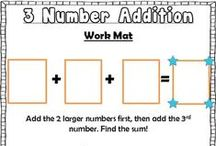 Addition - 3 (or more) Addends