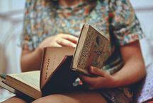 Books. / by Samantha Schmidt