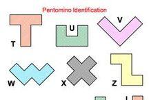 Pentominoes