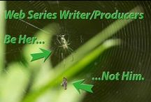 Writing for the Web / web series and more
