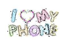 Even my phone wants to look cute! / Wallpapers and backgrounds for our phones. / by Angela Vogt