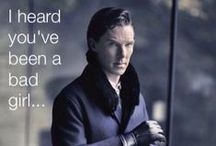 Cumberbatched / Oh come on.........you know what it means! / by Judy Madaris •*¨*•.¸¸🌺