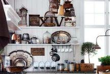 Kitchen Dreaming / Kitchen design ideas for this foodie and writer/blogger/photographer