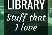 Library - Stuff that I Love / If money was no object and I had an unlimited amount of space, these are some of the things I'd love to get for my library.  Focus here is on student-friendly furnishings and items that promote a flexible, collaborative, interactive environment.