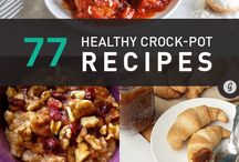 NOMS - Slow Cooker / Slow Cooker and Crockpot meals