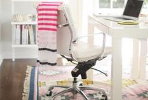Work From Home / Do you work from home? Explore dreamy offices, productivity tips, and office supplies to make your work environment chic and inspiring.