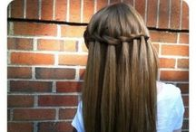 Hairstyles / by April Clark