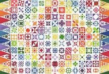 Dear Jane quilts / Dear Jane Quilts and other impressive 19th c. sampler quilts.  Also see our Nearly Insane Quilts board.