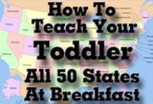 Crafts & Teaching Tools for Kids