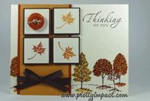 Stampin' Up! Card Ideas / by Angela Hilbig